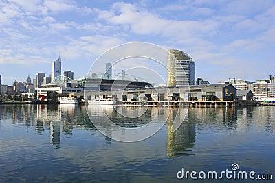Melbourne Docklands, Australia