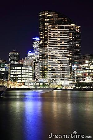 Melbourne Docklands,Australia