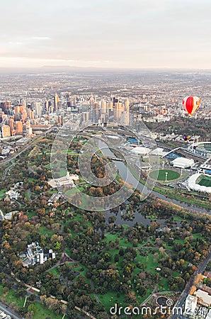 Free Melbourne Royal Botanic Garden Stock Image - 37929431