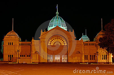 Melbourne s Royal Exhibition Building