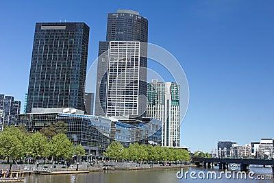 Melbourne-Stadt