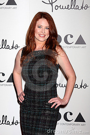 Melissa Archer, Editorial Image