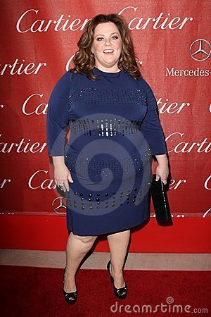 Melissa McCarthy at the 23rd Annual Palm Springs International Film Festival Awards Gala, Palm Springs Convention Center, Palm Spr Editorial Stock Photo