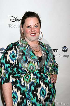 Melissa McCarthy Editorial Image