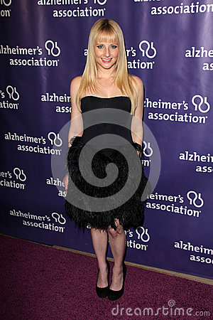 Melissa Rauch Editorial Stock Image