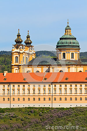 Melk - Famous Baroque Abbey (Stift Melk)