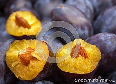 Mellow plums