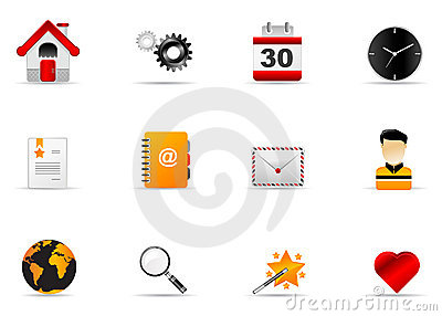 Melo Icon set. Website and Internet icon #1