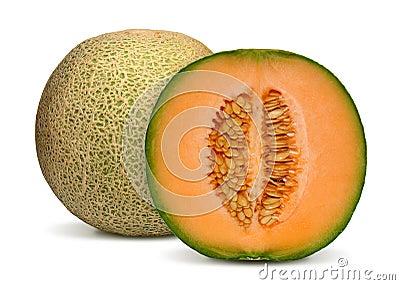 Melon de cantaloup