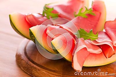 Melon & Ham