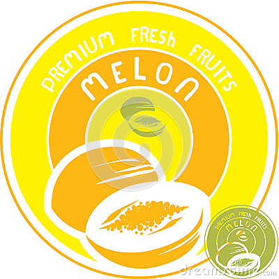 Melon label