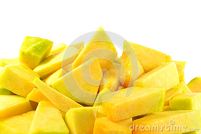 Melon pieces