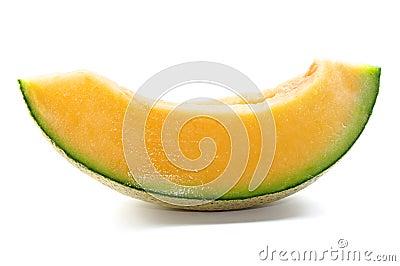Melonowy plasterek