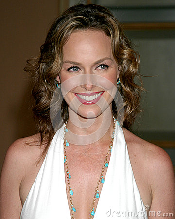 Melora Hardin Editorial Photo