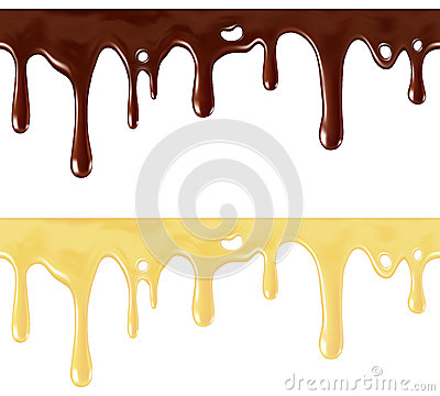 Free Melted Chocolate Stock Photos - 48923003