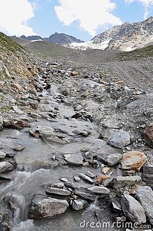Free Melting Glacier Stock Images - 11064414