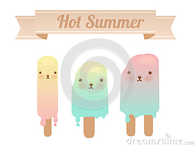 Melting Ice Cream Collection