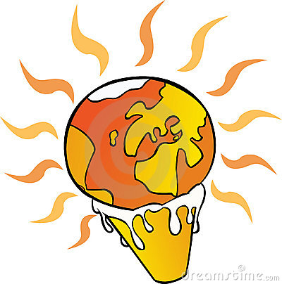Melting Ice Cream Earth