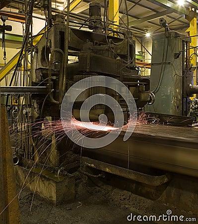 Melting Iron