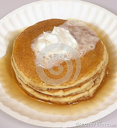 Melting Pancakes