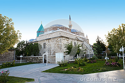 Melvani museum, Konya Turkiet