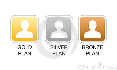 Membership plan web icons