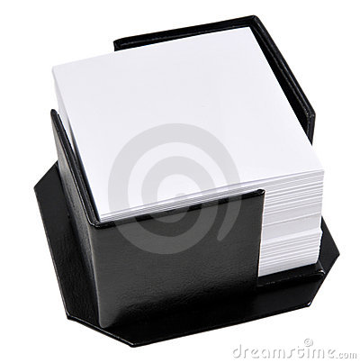 Free Memo Holder Stock Photo - 23004050