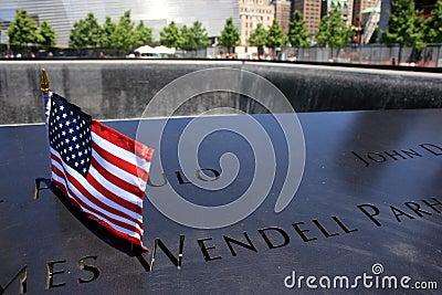 Memorial Editorial Stock Image