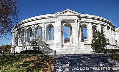 Memorial Amphitheater Arlington VA