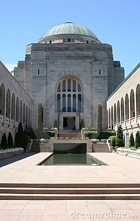 Memorial da guerra de Canberra