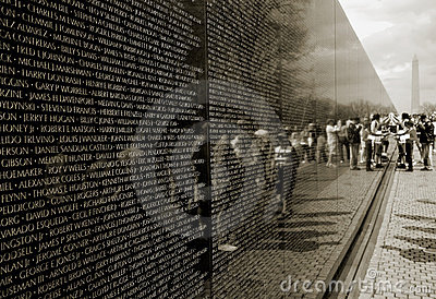 Memorial da guerra de Vietnam