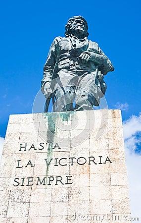 Memorial Ernesto Che Guevara. Cuba