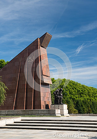 Memorial of the second world war