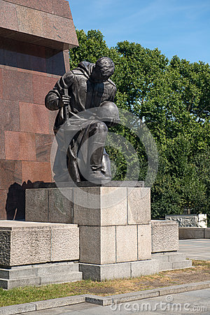 Memorial of the second world war