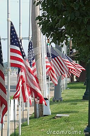 Memorial to President Reagan