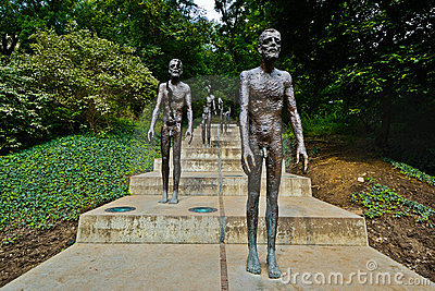 Memorial to the Victims of Communism Editorial Stock Image