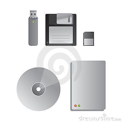 Memory hard drives and devices