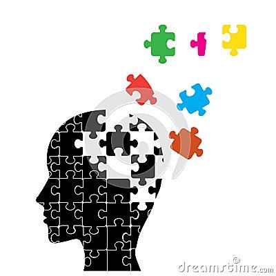 Free Memory Loss Man Stock Photo - 25730340