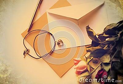 Memory love card