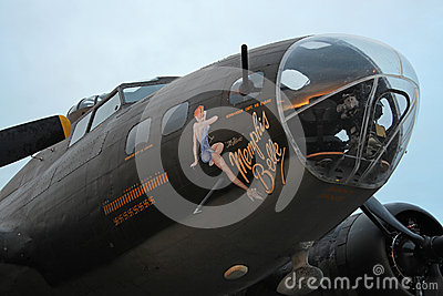 The Memphis Belle Editorial Image