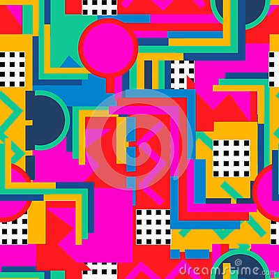 ... in the textile fabric, paper print, web design. Vector illustration