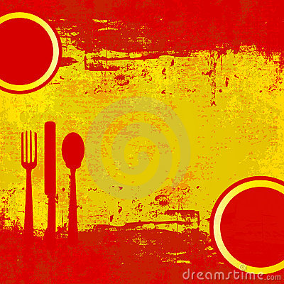 Menú español