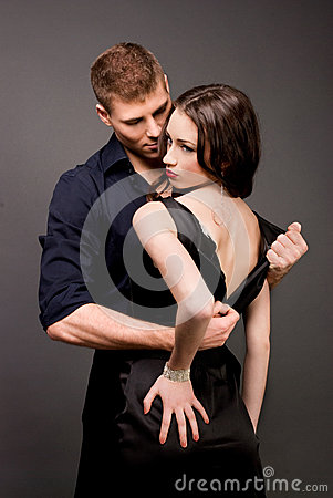 Free Men And Women Love. Hot Love Story. Royalty Free Stock Photo - 37083235