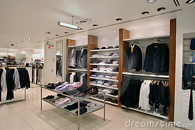Men Clothing Shop