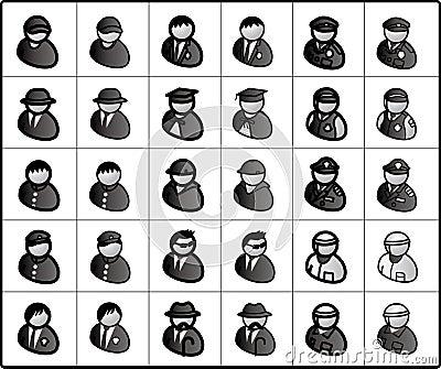 Men Icons #02