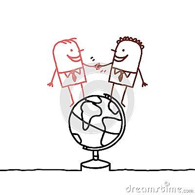 Men & peace
