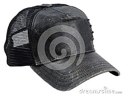 Men peaked cap