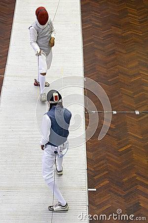 Men s Fencing