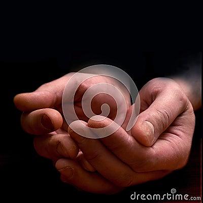 Men s hands