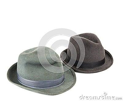 Men s hat isolated